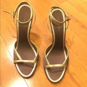 BCBG Maxazria high heel shoe